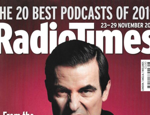Beating Meat with the Radio Times